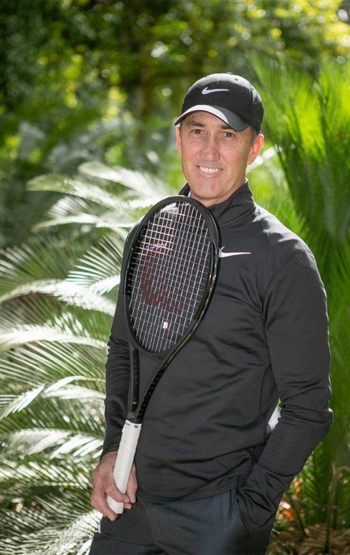 Darren Cahill, Athlete, Coach, Presenter, Speaker
